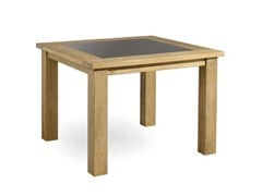 - Teak garden table MILANO | Square garden table - MANUTTI