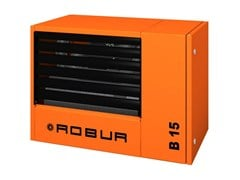 - Air heater B15 SERIES - ROBUR