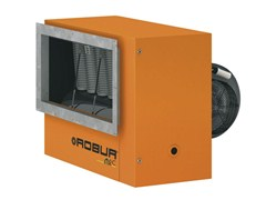 - Air heater MC SERIES - ROBUR