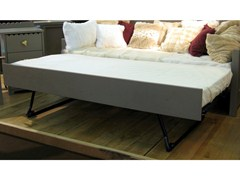 - Trundle single bed DOMINIQUE | Trundle bed - Mathy by Bols