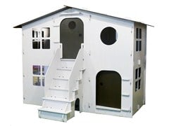 - Playhouse for playground LOLA CHALET DOUBLE - Mathy by Bols
