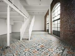 - Revestimento de pisos de grés porcelânico MAJOLICA - Ceramiche Refin