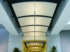 Isole acusticheOPTIMA CANOPY CURVED - ARMSTRONG BUILDING PRODUCTS