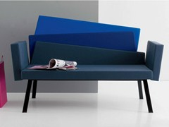 - Fabric small sofa KARMA | Small sofa - ITALY DREAM DESIGN - Kallisté