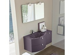 - Vanity unit with drawers COMP MFE15 - IdeaGroup