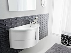 - Vanity unit with drawers COMP M01 - IdeaGroup