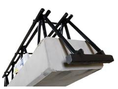 Trave mista autoportante con base cls Trave NPS® CLS -