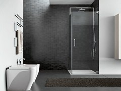 - Steel shower cabin HAND08 - IdeaGroup