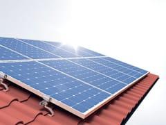 - Sistema di montaggio a singolo strato per tetti a spiovente IBC TOPFIX 200 - Singolo Strato - IBC SOLAR