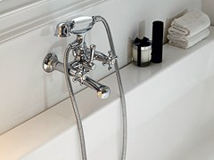 - 2 hole wall-mounted bathtub tap AGORÀ | Wall-mounted bathtub tap - ZUCCHETTI