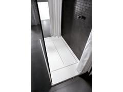 Piatto doccia rettangolare in AquatekWALK-IN - DISENIA SRL  BY IDEAGROUP