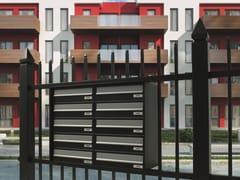 - Outdoor mailbox EURO 37P-26P | Mailbox - RAVASI