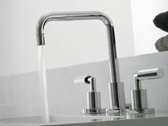 - 3 hole countertop washbasin tap DA-DA | 3 hole washbasin tap - ZAZZERI