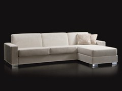 - Sofa bed with chaise longue DUKE | Sofa with chaise longue - Milano Bedding