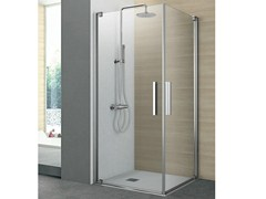 - Shower cabin with 2 pivot doors PIVOT | Shower cabin - GRUPPO GEROMIN