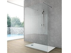 - Crystal shower wall panel SIDE 1 - GRUPPO GEROMIN