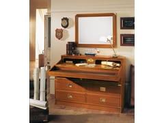 Cassettiera / scrivania in legnoGOLDLINE | Scrivania a scomparsa - CAROTI &CO.