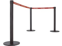 - Metal Crowd Control Barrier RONDO LIMIT | Crowd Control Barrier - STUDIO T