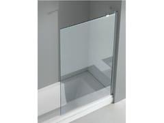 - Bathtub wall panel with arm support SIDE | Bathtub wall panel - HAFRO