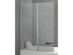 - Crystal bathtub wall panel LINE   Crystal bathtub wall panel - GRUPPO GEROMIN