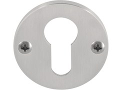 - Round stainless steel keyhole escutcheon TWO | Round keyhole escutcheon - Formani Holland B.V.