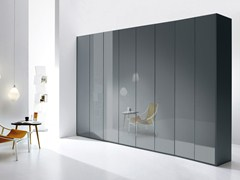 - Sectional wooden wardrobe ATLANTE SEVENTY - EmmeBi