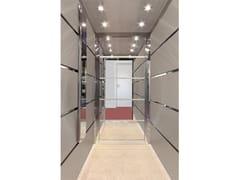 Cabine per ascensori Cabine per ascensori - ELFER