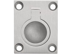 - Recessed stainless steel Furniture Handle FERROVIA   Recessed Furniture Handle - Formani Holland B.V.