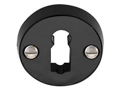 - Round bakelite keyhole escutcheon TIMELESS | Round keyhole escutcheon - Formani Holland B.V.