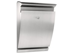 - One-sided outdoor stainless steel mailbox ARCTURUS - Formani Holland B.V.