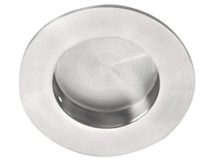 - Recessed stainless steel Furniture Handle BASIC | Recessed Furniture Handle - Formani Holland B.V.