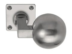 - Nickel door knob TIMELESS | Door knob - Formani Holland B.V.