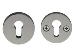 - Round metal keyhole escutcheon TIMELESS | Round keyhole escutcheon - Formani Holland B.V.