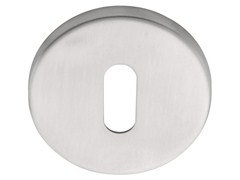 - Round stainless steel keyhole escutcheon BASIC | Round keyhole escutcheon - Formani Holland B.V.