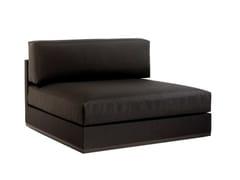 - Modular garden sofa MOOD LOW | Modular sofa - Bivaq