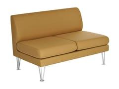- 2 seater fabric sofa ANDROMEDA   Sofa - Sedes Regia