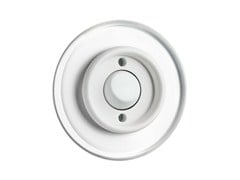 - Electrical socket 100677 | Rocker button Glass Covering - THPG
