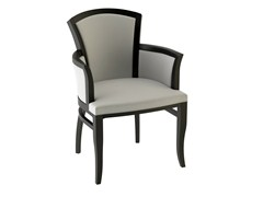 - Upholstered chair with armrests TOURNESOL INDOOR   Chair with armrests - ASTELLO