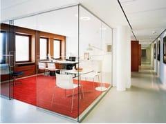 - Acoustic glass wool ceiling tiles Ecophon Access™ E - Saint-Gobain ECOPHON