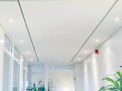 - Acoustic glass wool ceiling tiles Ecophon Access™ Frieze - Saint-Gobain ECOPHON