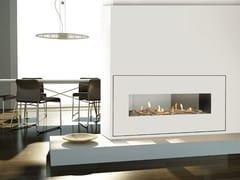 - Gas Fireplace insert MILANO | Fireplace insert - ITALKERO