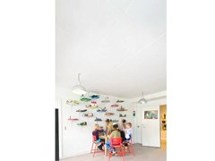 - Sound absorbing glass wool ceiling tiles Ecophon Super G™ B - Saint-Gobain ECOPHON