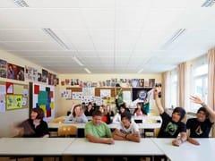 - Acoustic glass wool ceiling tiles Ecophon Master™ Rigid E - Saint-Gobain ECOPHON
