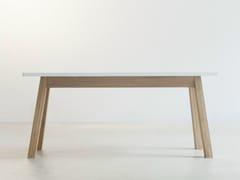 Tavolo da pranzo in legno masselloSTANDARD - BRANCA LISBOA