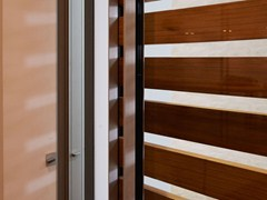 - Wooden solar shading HORIZON LINE | Solar shading - Home of Horizon