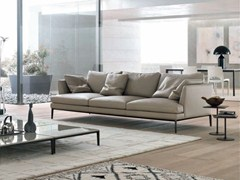 - Leather sofa PORTOFINO | Leather sofa - ALIVAR
