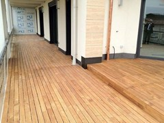 Deck DECKING - MP Parquet Company