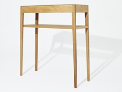 - Rectangular console table with drawers THEO UP | Console table - sixay furniture