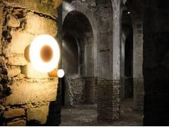 - LED PMMA wall lamp CLAMP 60 SMALL - Lombardo