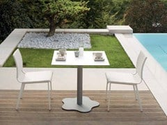 - Square garden table SAMBA RIO | Garden table - Roberti Rattan